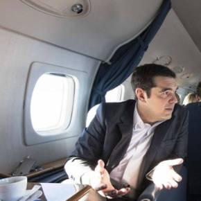 Άγριο «κράξιμο» Τσίπρα μέσα σε αεροπλάνο: «Ξεπούλησες τη Μακεδονία, είσαι προδότης, έπρεπε να είσαι φυλακή» –Βίντεο