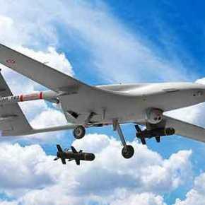Η πρώτη αερομαχία τουρκικού UAV με ελληνικόF-16