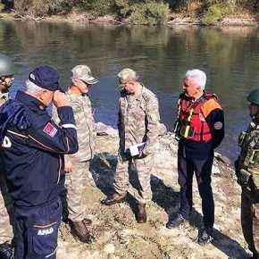 ΕΚΤΑΚΤΟ: Τούρκος Ταξίαρχος έσπευσε τον Έβρο: Οι ΤΕΔ ψάχουν περάσματα για ταχεία προέλαση στηΔ.Θράκη