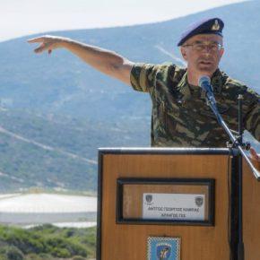 Ο Α/ΓΕΣ ΑΣΤΓΟΣ Γεώργιος Καμπάς στην Περιοχή Ευθύνης της 95 ΑΔΤΕ(pics)