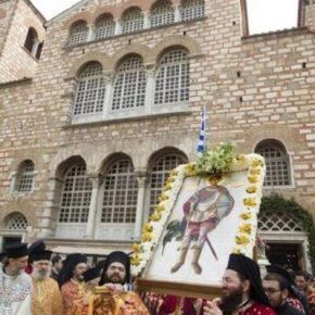 Άγιος Δημήτριος: Γιατί θεωρείται προστάτης τηςΘεσσαλονίκης.