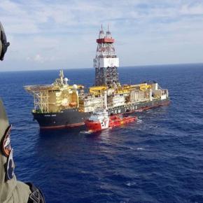 Ο τουρκικός στόλος απέναντι στο γαλλικό – Ο Ρ.Τ Ερντογάν διέταξε την «κατάληψη» των οικοπέδων 1,5,6 και 7 στην κυπριακήΑΟΖ