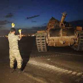 «Πράσινο φως» από την τουρκική Βουλή για στρατιωτικές επιχειρήσεις σε Συρία καιΙράκ