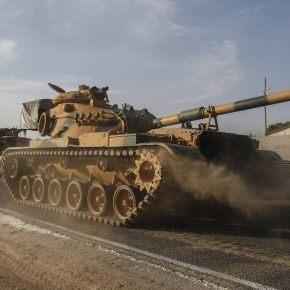 Μετά το αιματοκύλισμα στην Συρία έρχεται η Κύπρος και τοΑιγαίο;