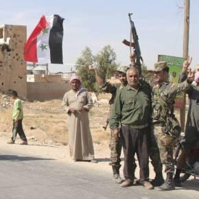Συρία: Ο στρατός του Ασαντ μπαίνει στο κουρδικό προπύργιο τηςΜανμπίτζ
