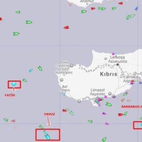 Θα καταφέρουν οι Τούρκοι να αρπάξουν από την Κύπρο το κοίτασμα του 1 τρισ.€; Και εάν ναι, τι θα κάνει ηΕλλάδα;
