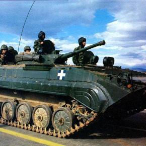 Απάντηση ΥΕΘΑ σε επερώτηση για την παραχώρηση ελληνικών BMP-1 στηνΑίγυπτο