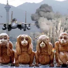 Η Ντροπή της Δύσης. Η Τουρκική «Πηγή της Ειρήνης» είναι Φωτιά, Αίμα, Δάκρυα καιΕθνοκάθαρση