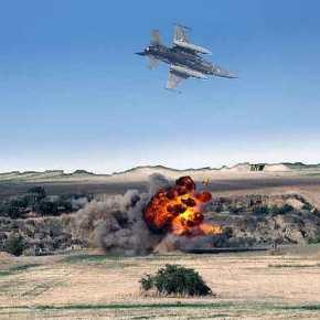ΚΥΠΡΟΣ: Άσκηση «Ατσάλινο Βέλος»: Οι Τούρκοι «είδαν» τα ελληνικά F-16 όταν πλέον ήταν αργά – Ο απόλυτοςαιφνιδιασμός