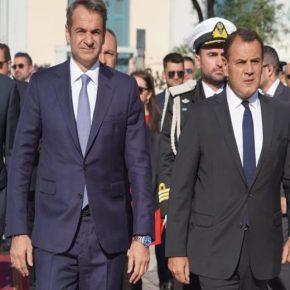 Κυρ. Μητσοτάκης: Η Ελλάδα σε μία νέα πορεία εθνικής ανόρθωσης (pics –vid.)