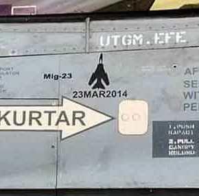 """Γιατί η τουρκική Αεροπορία έδωσε στην δημοσιότητα φωτογραφίες μαχητικών της με """"killmark's"""";"""