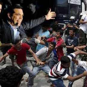 Ξυπνάτε, δεν είναι «μεταναστευτικό» αλλά επιχείρηση αποδυνάμωσης της κυβέρνησης, για να γίνει του «χεριού» του Ερντογάν – Αυτό είναι το «όπλο» για να κοπούν με μαχαίρι οιροές