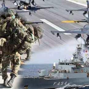 Θέλουν «γυμνές» τις ΕΔ: Επιπλέον περικοπές 50 εκατ. ευρώ στην Άμυνα ζήτησε Υφυπουργός τηςΚυβέρνησης!