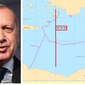 Συναγερμός για τον «τρελό» σουλτάνο: Μετά τη Συρία στοχεύει σε Ελλάδα καιΚύπρο;