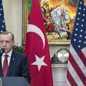 Η Τουρκία ετοιμάζει κυρώσεις εναντίον τωνΗΠΑ!