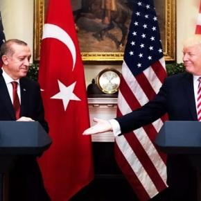 Με τις ευλογίες της Ουάσινγκτον η τουρκική εισβολή στηΣυρία