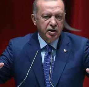 Ρ.Τ.Ερντογάν: «Θα εξοντώνουμε όποιον θεωρούμε τρομοκράτη σε οποιαδήποτε χώρα κι αν βρίσκεται όπως κάνουν & οιΗΠΑ»!