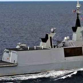 Πρώτη αναμέτρηση γαλλικού και τουρκικού Στόλου στην κυπριακήΑΟΖ