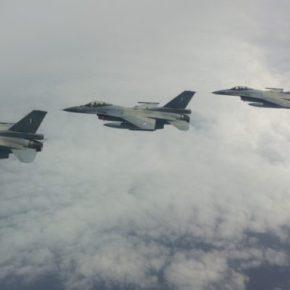 «Πιάστηκαν» στον ύπνο τα τουρκικά ραντάρ: Τα Ελληνικά F-16 στην Κύπρο ταπείνωσαν την Άγκυρα – Κωδικός «Αλεπού» από τηνΑθήνα
