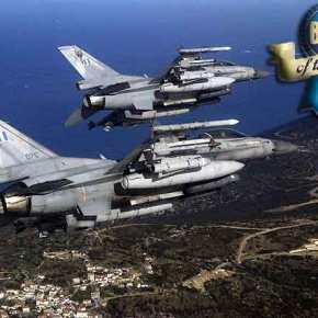 ΘΕΛΟΥΜΕ ΝΑ ΜΕΤΡΗΣΟΥΜΕ ΚΑΙ ΚΑΤΑΡΡΙΨΕΙΣ…!!! Η Πολεμική Αεροπορία αναχαίτισε 1.496 τουρκικά αεροσκάφη από τις αρχές τουχρόνου!