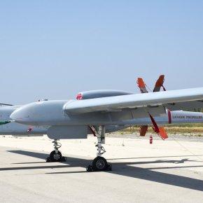 Στην τελική ευθεία η απόκτηση με leasing από την ΠΑ των Ισραηλινών UAVs«HERON»