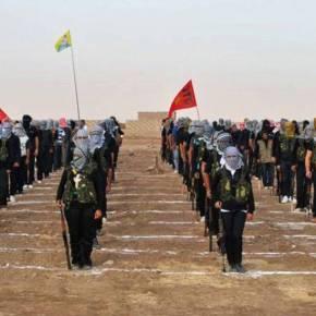 Οι Κούρδοι απειλούν την Τουρκία με 'γενικευμένο πόλεμο' αν εισβάλει στηΣυρία
