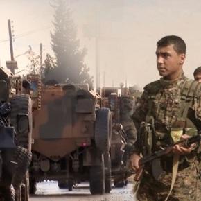 """""""Οι ΗΠΑ μας μαχαίρωσαν πισώπλατα"""" λένε οι Κούρδοι που υπόσχονται να αντισταθούν στουςΤούρκους"""