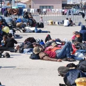 Σε δομές στην ενδοχώρα θα μεταφερθούν 700 αιτούντες άσυλο από τηΣάμο