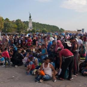 Μυτιλήνη: Συνέχεια στις αφίξεις προσφύγων μεταναστών στα νησιά του Β.Αιγαίου