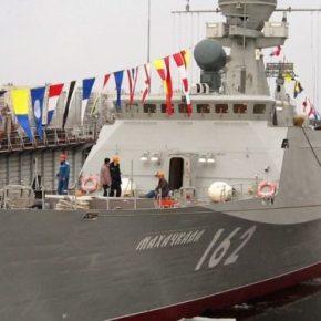 Η Τουρκία παραλαμβάνει νέα κορβέτα εξοπλισμένη με πυραύλουςAtmaca