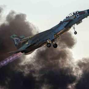 To σχέδιο του Ισραήλ σε περίπτωση πολέμου: «Θα μεταφέρει στην Κύπρο μαχητικά &ελικόπτερα»