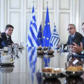 Μητσοτάκης-Τουσκ: Τα 3 ζητήματα που έπεσαν στοτραπέζι