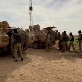 Μόνιμη εκεχειρία μετά το τέλος του απογεύματος ζητούν οι ΗΠΑ.Οι Κούρδοι μαχητές γνωστοποίησαν στην Ουάσινγκτον ότι αποχώρησαν από τη ζώνηασφαλείας.