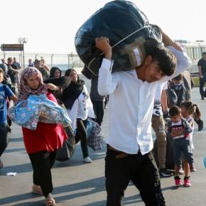 Συνεχίζονται οι μεταναστευτικές ροές: 649 άνθρωποι σε 24 ώρες.