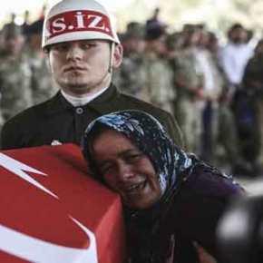 Τουρκικές απώλειες στη Συρία από επιθέσεις των Κούρδων τουYPG
