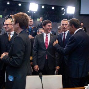 Έσπερ στον Παναγιωτόπουλο στο ΝΑΤΟ: Τα πήγες πολύ καλά στην συνάντηση με τονΠομπέο