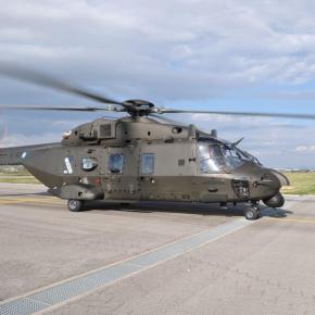 Ανταλλακτικά άνω των 20 εκατ. δολαρίων για τα ελικόπτερα NH-90 σε έναν επωφελήσυμβιβασμό