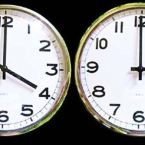 Άλλαξε η ώρα – Γυρίστε τα ρολόγια μια ώραπίσω