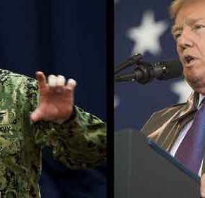 Στρατηγοί «καρφώνουν» Ντ.Τραμπ: «Προδίδει τους συμμάχους μας, υπερασπίζεται τονΕρντογάν