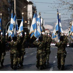 28η Οκτωβρίου: Λιτή και απέριττη η φετινή στρατιωτικήπαρέλαση