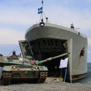 Δέκα εξοπλιστικά υποπρογράμματα που εγκρίθηκαν από το ελληνικόΚοινοβούλιο