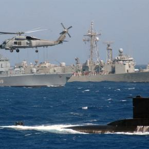 Eπίσημη πρόταση των ΗΠΑ: Ζήτησαν την στρατιωτική εμπλοκή της Ελλάδας στον Περσικό Κόλπο! – Θα στείλει ενισχύσεις τοΠΝ;