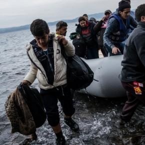 Έφτασαν 1.900 πρόσφυγες στα νησιά μέσα σε μια εβδομάδα.
