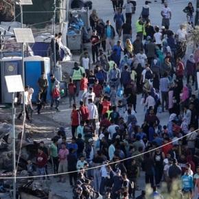 Το σχέδιο του Μαξίμου για την εγκατάστασημεταναστών