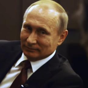 Πήρε θέση ο Πούτιν για το Κυπριακό: Η λύση του θα είναι προς όφελος της ασφάλειας στηΜεσόγειο