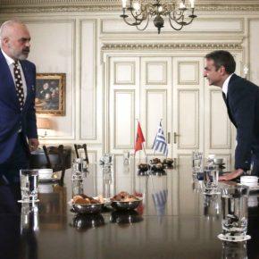Αλβανία: Δημιουργείται Επιτροπή για τη Συμφωνία των Θαλάσσιων Συνόρων μεΕλλάδα