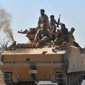 Συρία: Η τουρκική εισβολή, ο ρωσικός παράγων και η νικήτρια Δαμασκός – Δείτε χάρτη με τις απελευθερωμένεςπεριοχές
