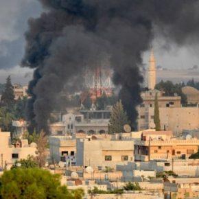Συρία: Σε εξέλιξη η μεγαλύτερη επιχείρηση μετά τον Αττίλα – Οι πρώτοινεκροί