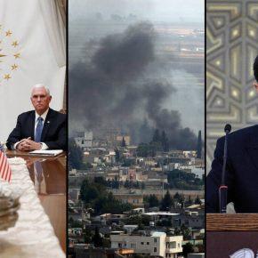 Συμφωνία για εκεχειρία στη Συρία: Οι κερδισμένοι, τα θολά σημεία και η στάση Κούρδων καιΆσαντ