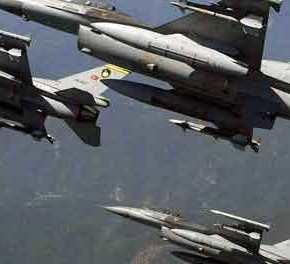 Τουρκικά μαχητικά πέταξαν πάνω από ελληνικάνησιά